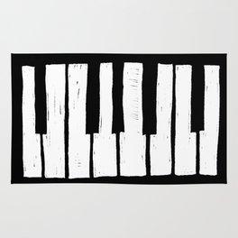 Piano Man Rug