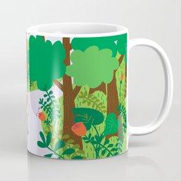 Frick Park Coffee Mug