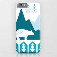Heart the Polar Bear iPhone 6s Slim Case