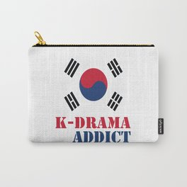 K-drama Addict Carry-All Pouch