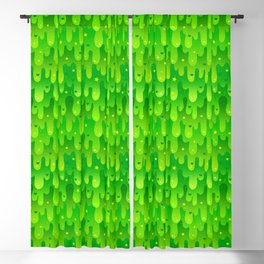 Radioactive Slime Blackout Curtain