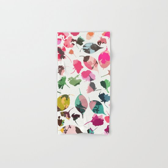 cherry blossom 3 Hand & Bath Towel