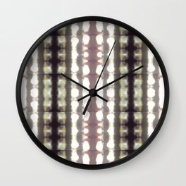 Modern Stripe Wall Clock