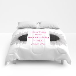Fearfully and Wonderfully Made Comforters