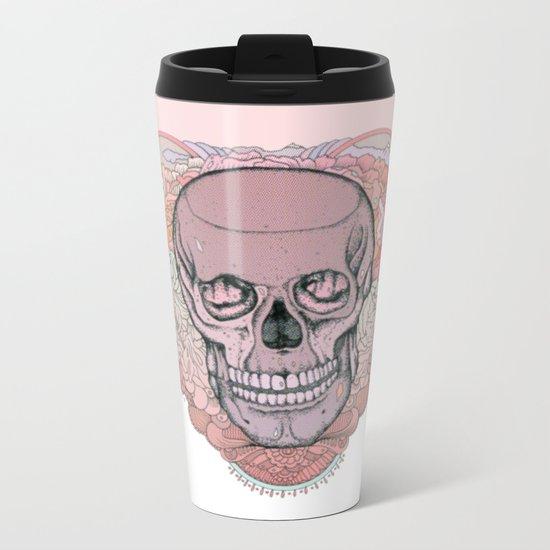 J I L L Metal Travel Mug