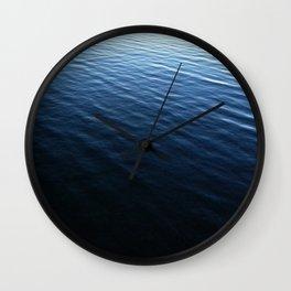 Champlain Chop Wall Clock