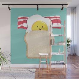 Morning Breakfast Wall Mural