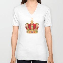 Crowning Unisex V-Neck