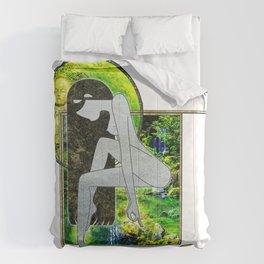 Prayer in Pose Comforters