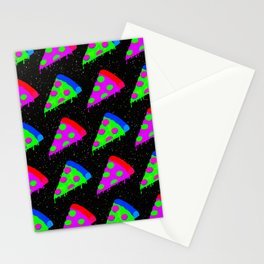 Pizza Invasion Stationery Cards