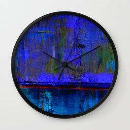 Simon Carter Pantng Impeccable Me Wall Clock