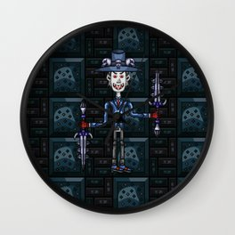 Baron Kramer Wall Clock