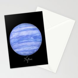 Neptune #2 Stationery Cards