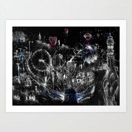 Another London Art Print