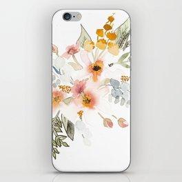Your Mind Is Garden iPhone Skin