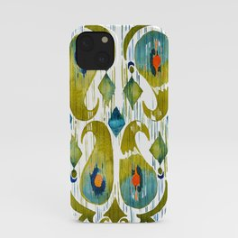 Balinese Pattern 09 iPhone Case
