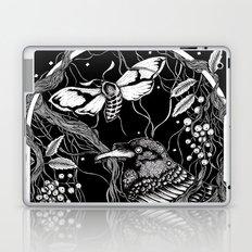 edgar allan poe - raven's nightmare Laptop & iPad Skin