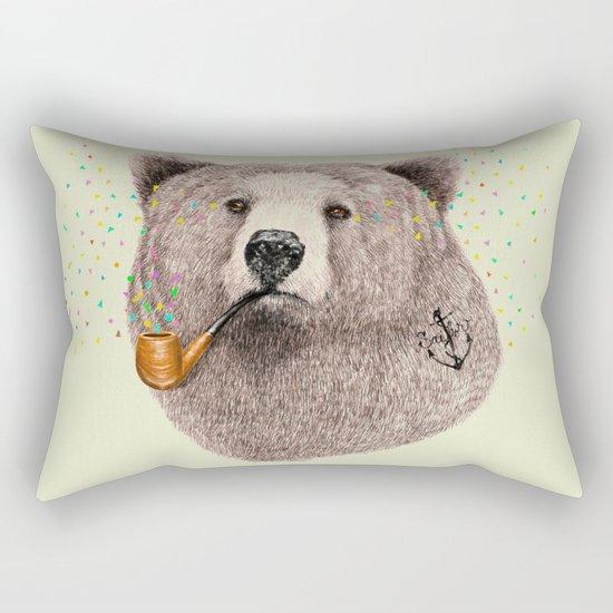 Sailor Bear Rectangular Pillow