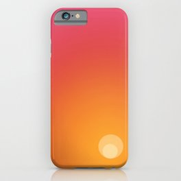 In the imagination's new beginning iPhone Case