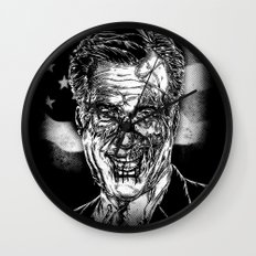 Zomney for Amercia Wall Clock
