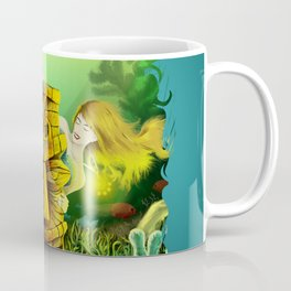 Encounter At The Cove Coffee Mug