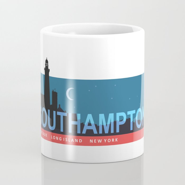 Southampton - Long Island. Coffee Mug