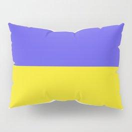 Ukrainian flag Pillow Sham