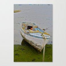 Bateaux Canvas Print