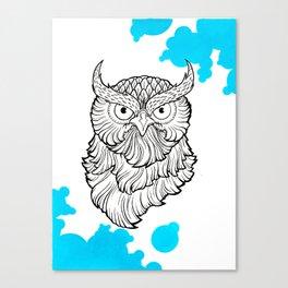 Hooter Canvas Print