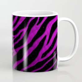 Ripped SpaceTime Stripes - Pink/Purple Coffee Mug