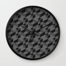 Black box Wall Clock