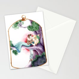 Sleeping Beauty, Cage Stationery Cards