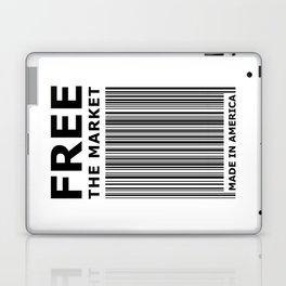 Free The Market Laptop & iPad Skin