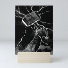 THOR'S HAMMER Mini Art Print