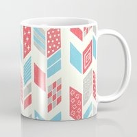 arrows Mugs featuring Arrows by MarikoSG