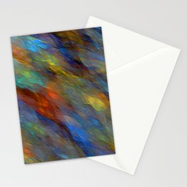 Woven Flow Stationery Cards
