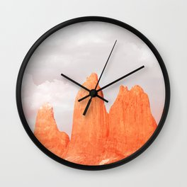 Rendevouz #society6 #decor #buyart Wall Clock