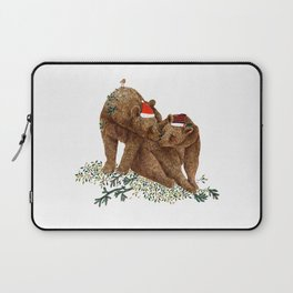 christmas bears Laptop Sleeve