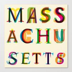 Massachusetts Canvas Print