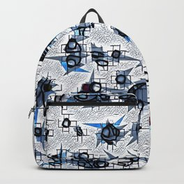Troubled Tides. Backpack
