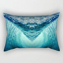 ocean vortex Rectangular Pillow