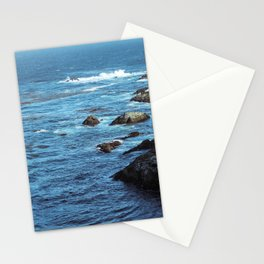 Pacific Blue Stationery Cards