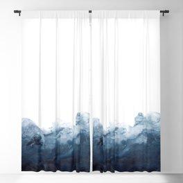 Indigo Depths No. 2 Blackout Curtain