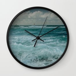 Hookipa Maui North Shore Hawaii Wall Clock