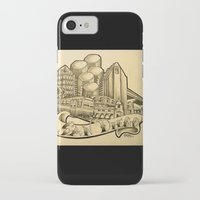 "san diego iPhone & iPod Cases featuring ""San Diego"" by Vic Martin"