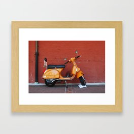 Stella Framed Art Print