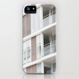 The Pink Dane iPhone Case