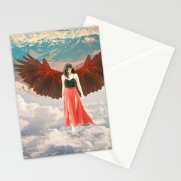 Lady of the Clouds Stationery Cards