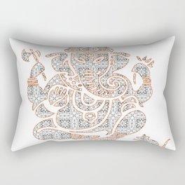 Zen Strength III Rectangular Pillow