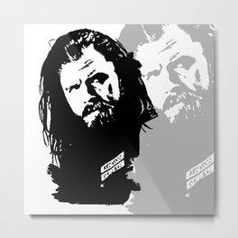 Opi Winston S.O.A.  Metal Print
